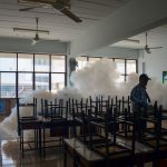 Electrostatic Spraying vs. Fogging – What's the Difference?
